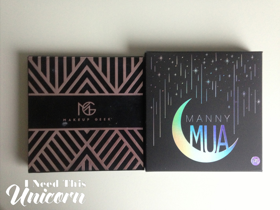 Makeup Geek Manny MUA Palette | I Need This Unicorn