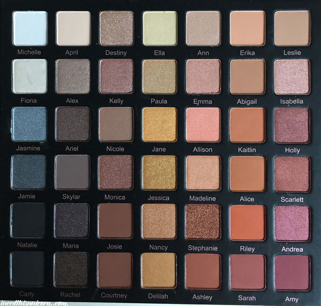 Violet Voss Ride or Die palette | I Need This Unicorn