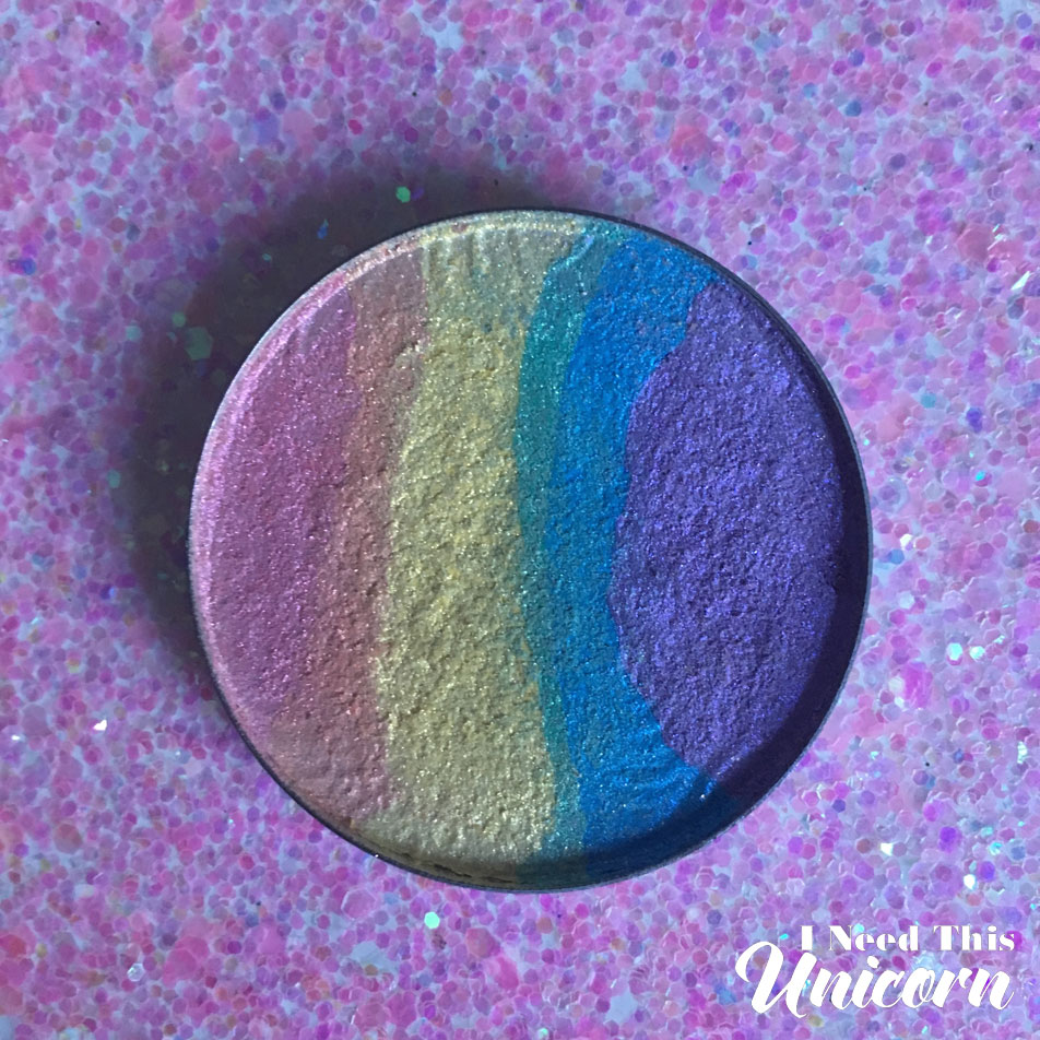 Rainbow Highlighters | I Need This Unicorn