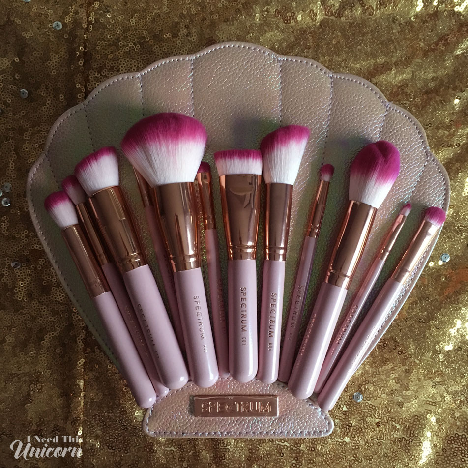 Mermaid and Unicorn Makeup Brushes | I Need This Unicorn