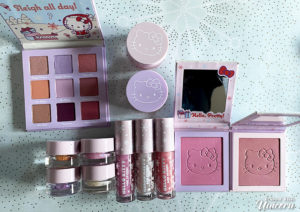Colourpop Hello Kitty and Friends Collection